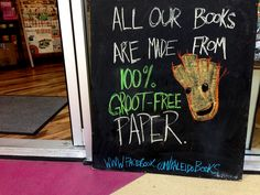 Groot Free Books at Kaleido Books