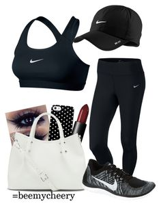 """""""Workout pt.2"""" by beemycheery on Polyvore"""