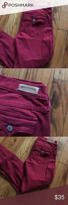 True religion jeans True religion jeans red True Religion Jeans Skinny