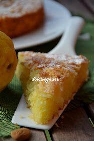 Se vi piacciono il cocco, le mandorle ed il limone leggete pure la ricetta, ma ricordatevi che non fa per voi se siete a dieta. In...
