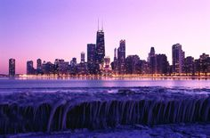 Photo/Darren Choong. Chicago in the winter. My favorite city.