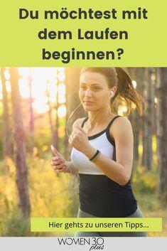 Wenn du mit dem Laufen beginnen möchtest, haben wir hier für dich einige Tipps gesammelt, die dich bei deinem Vorhaben unterstützen. Lies gleich mal rein. #laufen anfänger #jogging Jogging, Anti Aging, Lifestyle, Fitness, My Wife, Word Reading, Germany, Tips, Walking