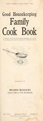 Cookbooks and Home Economics : Free Texts : Download & Streaming : Internet Archive