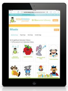 1000 images about easy breezy preschool digital lesson