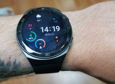 Huawei GT2e – Un smartwatch ce ar trebui să atragă atenția Smartwatch, Watches, Smart Watch, Wristwatches, Clocks