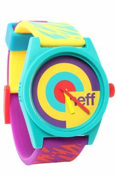 NEFF Men's The Daily Wild Watch - http://www.specialdaysgift.com/neff-mens-the-daily-wild-watch/