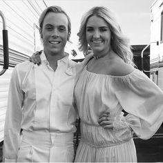 This is when Riker was on Dancing with The Stars and he did so well! This picture is adorable!!