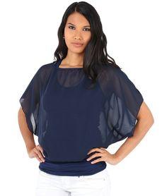 4fbc06f85 Chiffon Tops, Sheer Chiffon, Batwing Top, Oversized Blouse, Tunic Tops,  Pregnancy, Cute Tops, Women's Tops, Blouses For Women