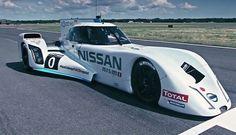Driving Nissan's hybrid Le Mans dart-shaped racer Nissan Zeod Top Gear Magazine Le Mans, Grand Prix, Nissan, Rolling Coal, Delta Wing, Porsche 918, Diesel Cars, Digital Trends, Top Gear
