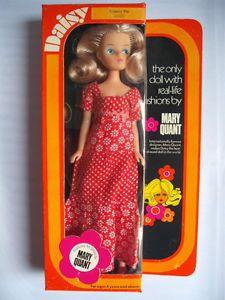 Mary Quant Daisy Doll Cherry Pie 65009 Model Toys Near Mint in Box | eBay