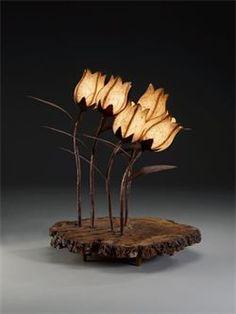 .Hanji lamp.