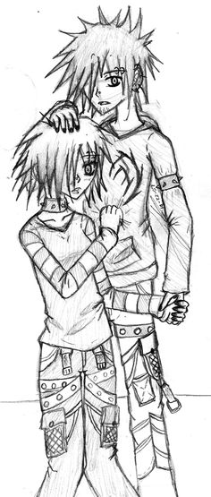 emo heart coloring pages | Pinterest • The world's catalog of ideas