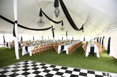 Thompson Tent & Event Rentals has been successfully serving the Quinte, Kingston, and surrounding area for over 15 years.