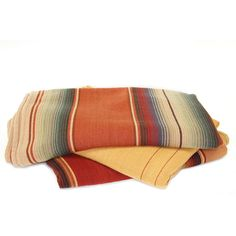 Handmade Serape blankets at Surfing Cowboy in Venice Serape Fabric, Cigar Store Indian, Cowboy Chic, One Bedroom Flat, Rugged Style, Nursery Room Decor, Southwestern Style, Vintage Wool, Ranch Style