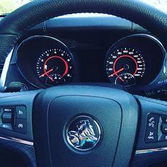 Redline SSV VFII LS3- safest, most technologically advanced car Holden have ever built. Hearing is believing.