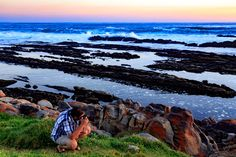 Getting The Sunset Image.  Skoenmakerskop is a small village in Nelson Mandela Bay, southwest of the promontory on which Port Elizabeth stands, 8 km west of Chelsea Point.