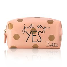 Zoella Beauty Just Say Yes Beauty Bag - feelunique.com