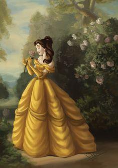 Belle by princessdabby
