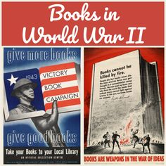 In World War II, US servicemen needed books! How did the public respond? I'm sharing about Books in World War II as part of the Christian Fiction Scavenger Hunt!