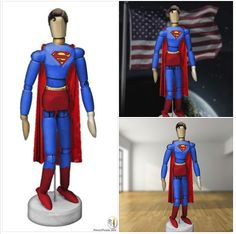 145/365 - It's SUPERMANnequin.Wooden that be nice if we really had a Superman. But we don't. We do have, and have had, a group of selfless Men and Women that provides us with freedoms that we are all grateful for. We honor them, defenders and peace keepers domestically and on foreign soils.