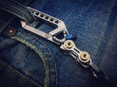 The Motard / Biker Wallet Chain / Neoclassic Style Wallet Chain, Biker, Personalized Items, Style, Swag, Outfits