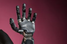 Scientists invent a robotic arm filled with sensors that replicate the sense of touch. (September 2017)