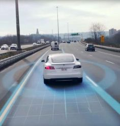 Here's how the tesla's Autopilot feature can make your daily commute more comfortable.