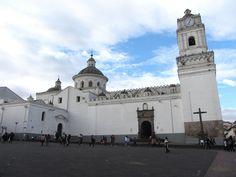 The basilica de nuestra senora de la merced | Quito | Tripomizer Trip Planner