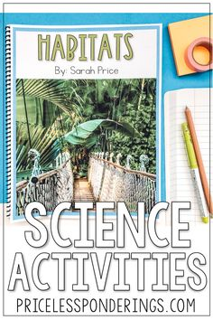 Teach your elementary students all about animals and habitats with these low-prep and easy to print worksheets. Click the picture to learn more. Science Resources, Science Activities, First Grade Science, Animal Habitats, Fun Worksheets, All About Animals, Elementary Science, Biomes, Hands On Activities