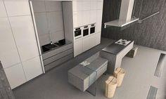 Pracownia Ejsmont  - kuchnie z pokojem wypoczynkowym