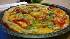 Torta rustica alle verdure, ricetta