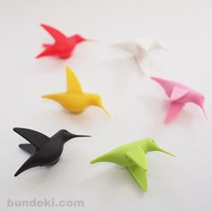 HUMMINGBIRD'S MESSAGE - QUALY
