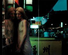 Kirsten Owen by Mario Sorrenti for Vogue Italia August 1998