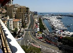 Monaco Formula 1 Track - Pin by Alpine Concours