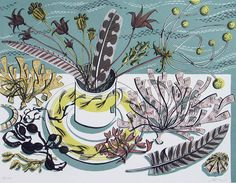 ART & ARTISTS: Angie Lewin