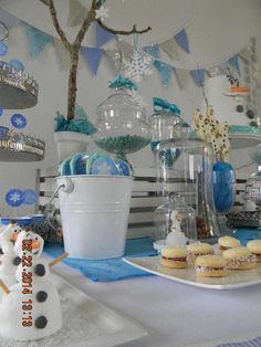 Frozen Birthday Party Ideas | Photo 5 of 41 | Catch My Party