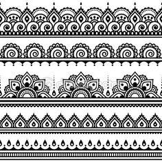 Resultado de imagen para diseño tatuaje mandala brazalete