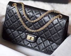 She needs a name...Chanel Reissue 226