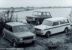 Mini clubman estate wagon traveller