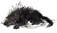 Wolf Fenrir by Fox-Cibo