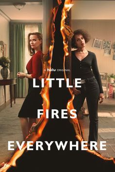 Episodes 1 - 3 of Little Fires Everywhere dropped as a bunch on Hulu. Reese Witherspoon and Kerry Washington star in this 8 episode mini-series. Drama Tv Series, Tv Series To Watch, Series Movies, Movies And Tv Shows, Antonia Thomas, Justin Chambers, Izzie Stevens, Lexie Grey, Freddie Highmore