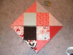 Hello fellow Stash Manicureenthusiasts!! I'm Melissa from Happy Quilting  and I am so excited to get to share with you today a new little...
