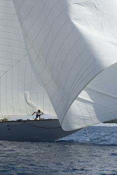 Photo out at sea