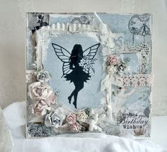 Crafts and Me Stamps: For You Fairy