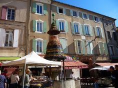 Marche Anduze France