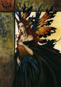 Amy Brown - The Countess