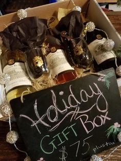 Looking for that perfect gift for that wine-lover (is it you)? We have our wine holiday gift box with all the essentials!  Three bottles of CBD wines, two CBD wine glasses & a wine key to help you enjoy the holiday season & hunker down for winter. Stop by to pick yours up today!  #ChateauBuDeWinery #BohemiaManorFarm #MDWines #VAWR