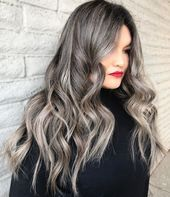 If you would like to make your blue ombre hair pop, you need to always try to remember that braids are the very best. In conclusion, blue ombre hair Long Black Hair, Hair Color For Black Hair, Ombre Hair Color, Cool Hair Color, Dark Hair, Short Hair, Straight Hair Highlights, Black Hair With Highlights, Silver Highlights