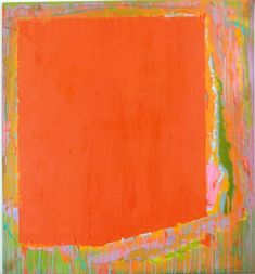 John Hoyland, Untitled, 28.3.74, 1974