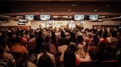 The celebrities from New Life Church sharing a powerful testimony … Giving God all the glory! #KongHeeTaiwan
